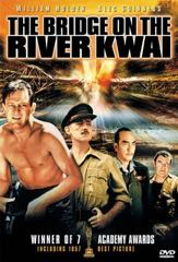 The Bridge on the River Kwai Image Cover