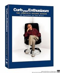 Curb Your Enthusiasm - The Complete Second Season Image Cover