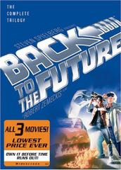 Back to the Future - The Complete Trilogy Image Cover