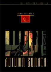 Autumn Sonata - Criterion Collection Image Cover