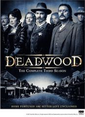 Deadwood - The Complete Third Season Image Cover